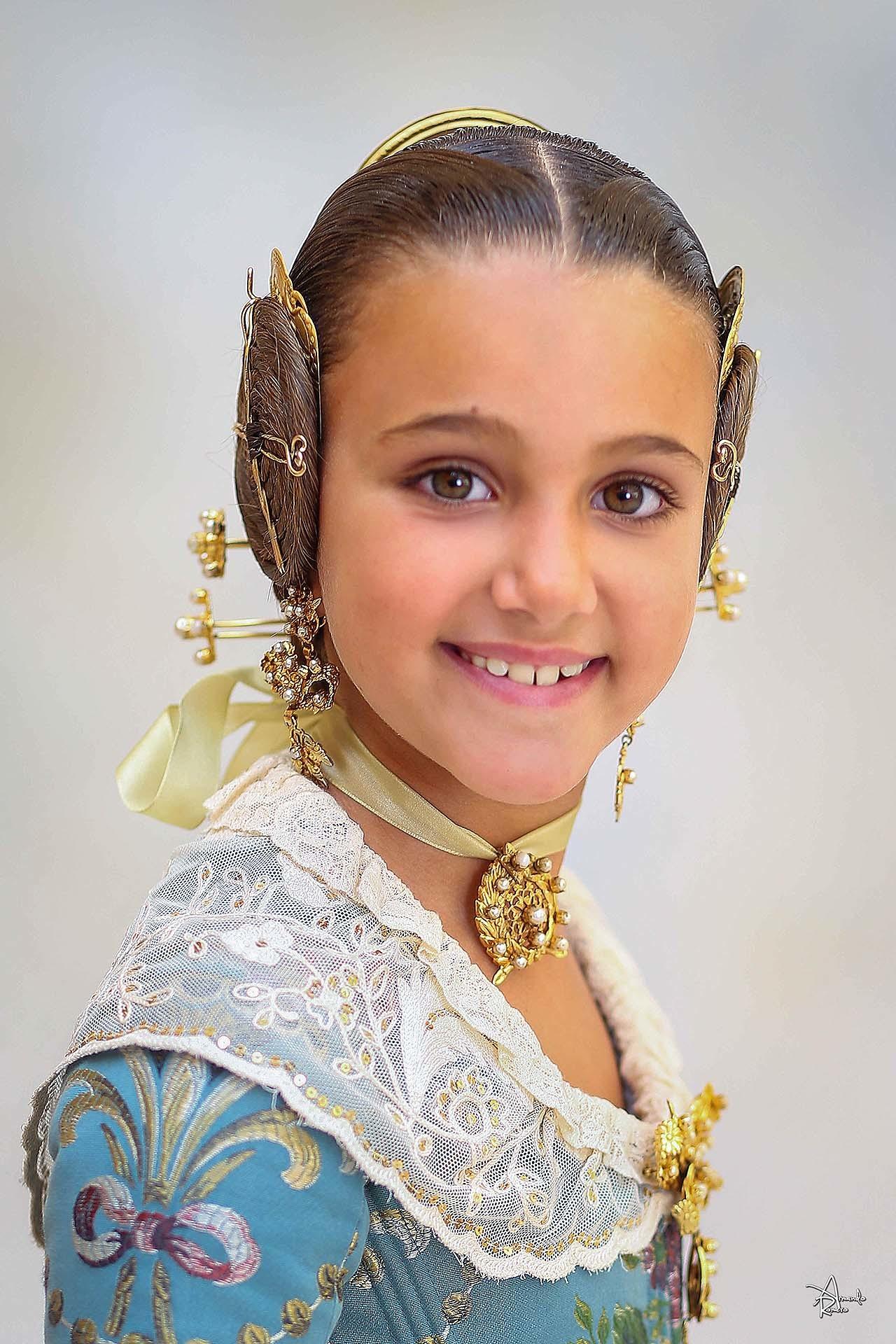 Raquel Ganau Giner (Falla Trinitat - Alboraia)