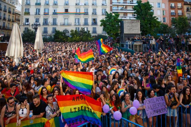 Pregón de las Fiestas del Orgullo LGTBI 2018