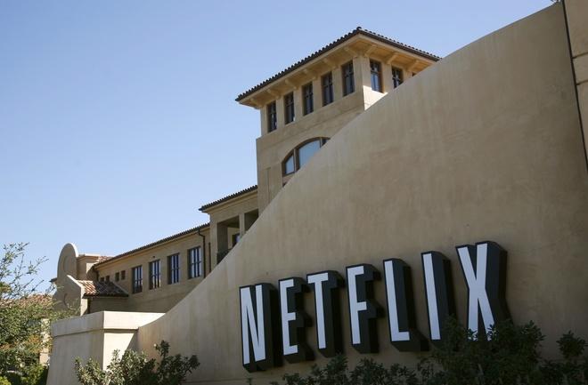 Sede de Netflix en Los Gatos, California.