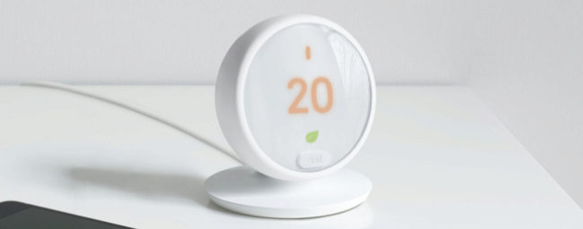 Nest Thermostat E: Google 'arranca' el termostato de la pared