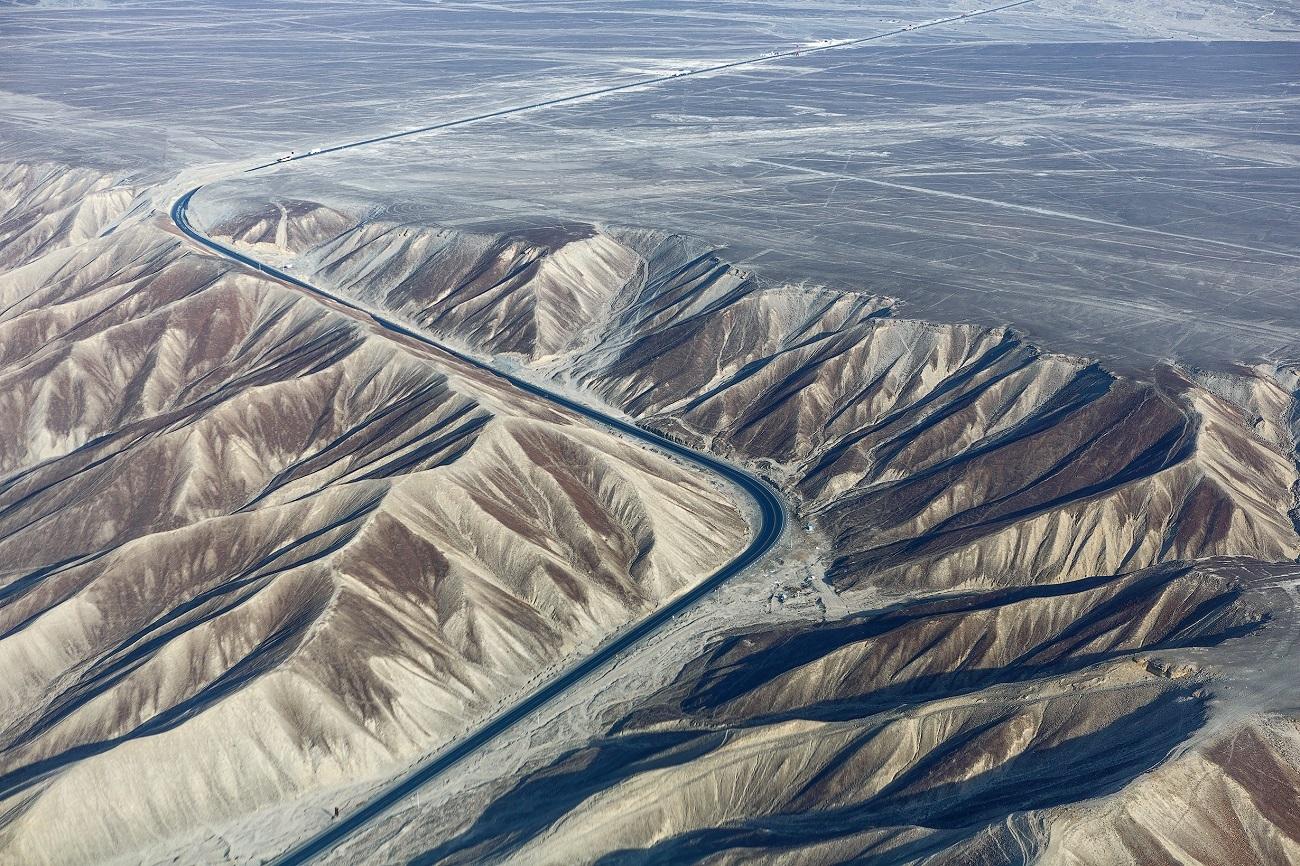 La ruta original unía las ciudades de Nuevo Laredo y Buenos Aires,...