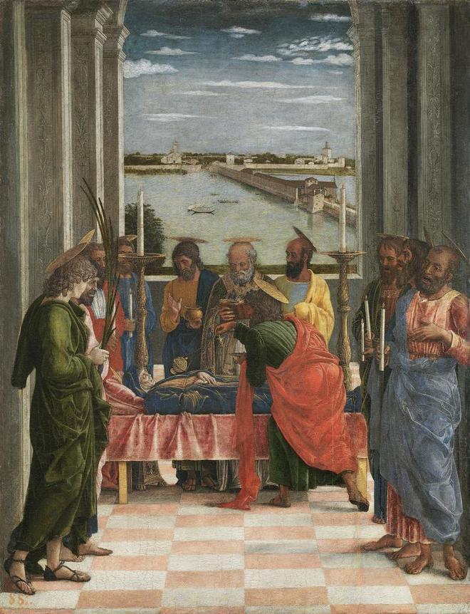 Mantegna y Bellini, los \