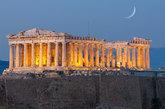Este famoso templo se encuentra en la Acrópolis de Atenas (Grecia) y...