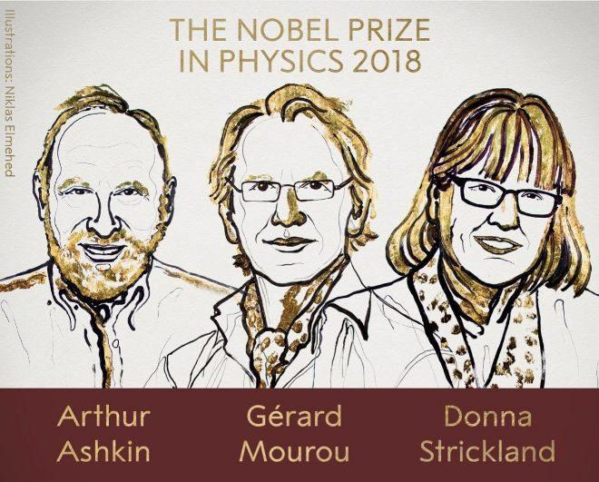 Premio Nobel de Física para los 'fabricantes' de herramientas basadas en la luz