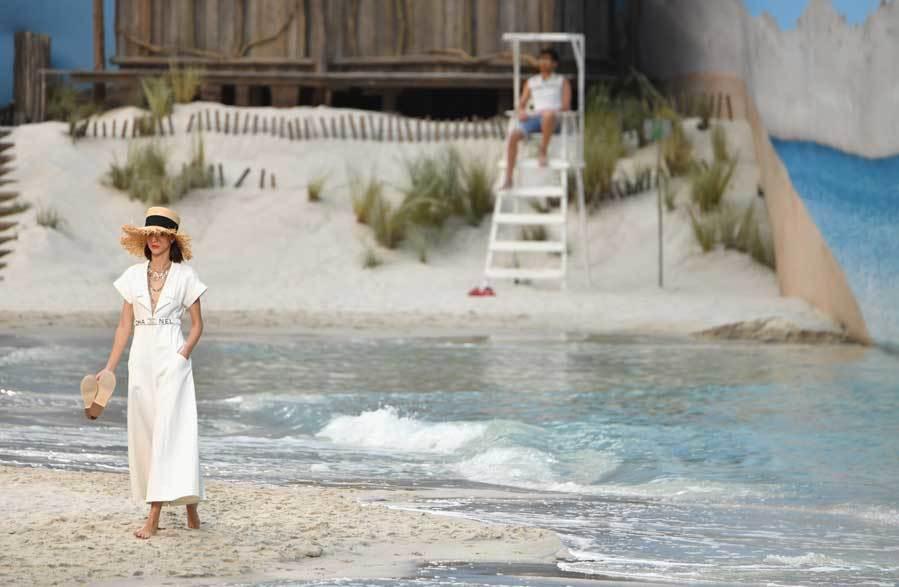 Chanel - Primavera/verano 2019 - Semana de la Moda de París