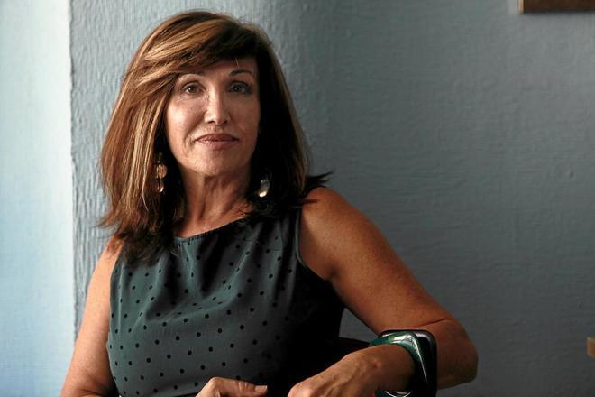 Fotografía de archivo de Mar Cambrollé, presidenta de la Plataforma Trans.