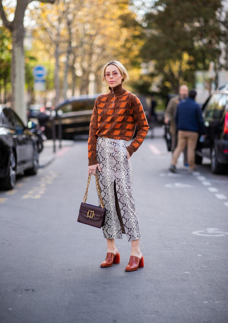 Si hay una regla en el mundo de la moda es que todo vale. Con los...