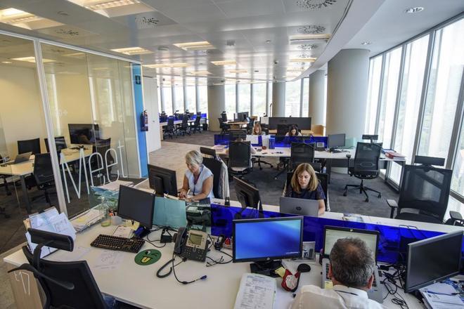 Oficinas KPMG en Bilbao.