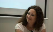 Rosa Meneses, vicepresidenta del Consejo Internacional de Reporteros Sin Fronteras.