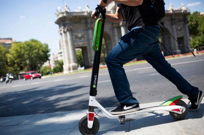 Resultado de imagen de patinetes electricos en las calles