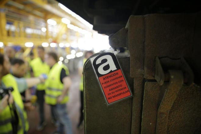 Fallece el segundo trabajador afectado por el amianto en el Metro de Madrid