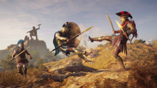 Probamos Assassin's Creed Odyssey