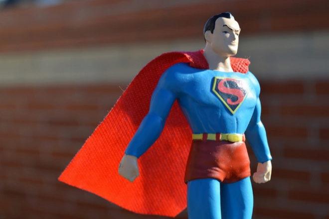 A Superman se lo debemos todo, hasta la moda de los calzones por fuera.