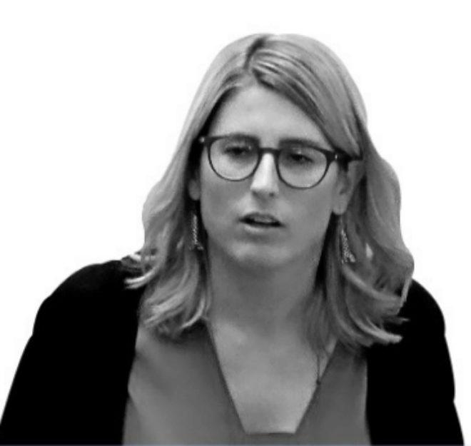 Economista y política española, Elsa Artadi.