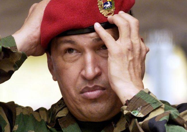 Hugo Chávez, en una foto de archivo.