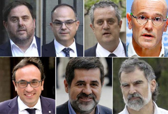 CATALUÑA- POLÍTICOS PRESOS - Una denuncia interna detalla los privilegios de los presos del 1-O 15387682189477