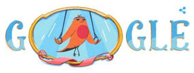 Doodle Celebra La Apertura De Los Juegos Olimpicos De La Juventud De