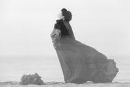 La soprano Montserrat Caballé en una imagen promocional de los años 90.