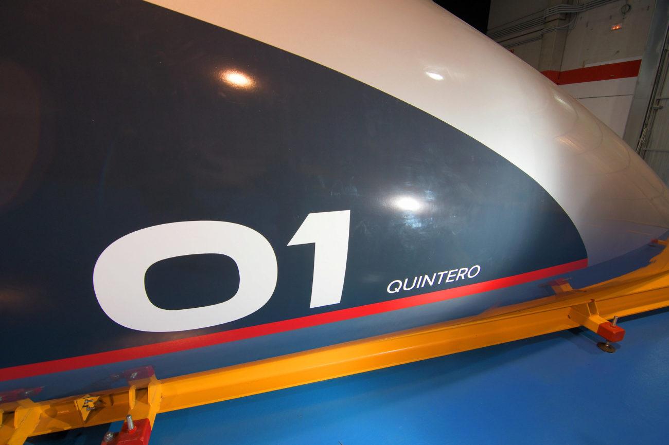 Se trata del primer tren que viajará a más de 1.200 km/h. El nombre,...