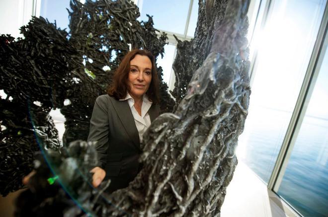 Cristina Iglesias: esparto, luz, sombra y Santander