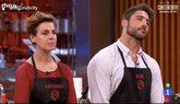 Antonia Dell'Atte y Jaime Nava, eliminados del concurso de TVE...