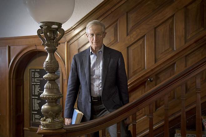 El economista William Nordhaus