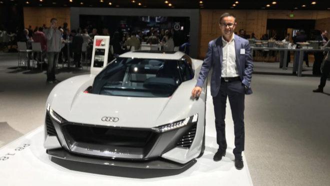 Un alto directivo de Audi defiende la calidad de la Universidad española