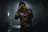 El rapero Eminem canta en el videoclip de 'Venom', de la banda sonora...