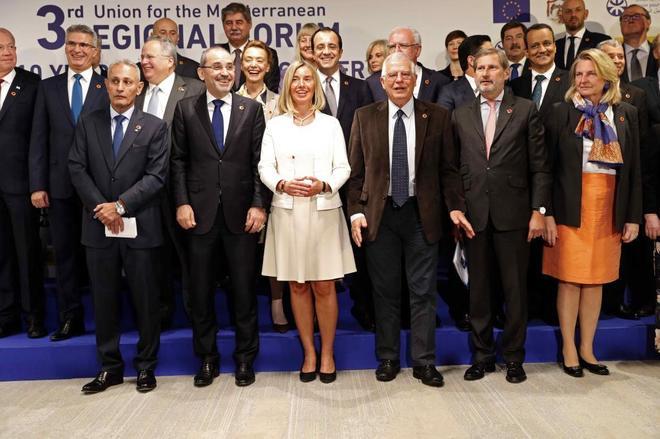 Nueva era en la cooperación euromediterránea