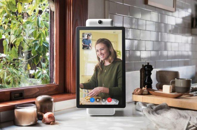 Facebook quiere que pongas esta cámara con micrófono en tu casa