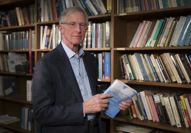 El economista William Nordhaus.