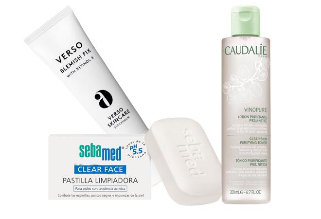 Sebamed jabon para acne