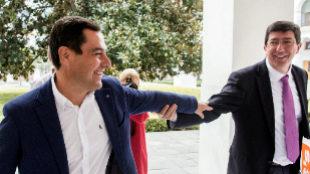Todos a una para evitar que el PSOE andaluz cumpla 40 años en el poder
