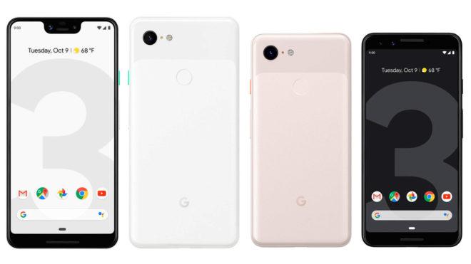 Google Pixel 3 y Pixel 3 XL: secretos mal guardados con cámaras alucinantes