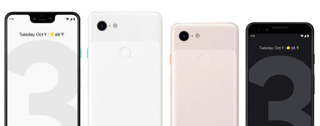 Google presenta sus secretos peor guardados, los Pixel 3 y Pixel 3 XL