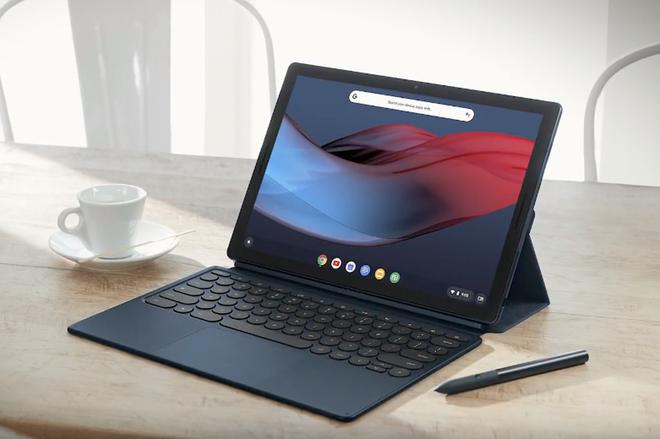 😉 Esta es la primera tablet de Google con ChromeOS