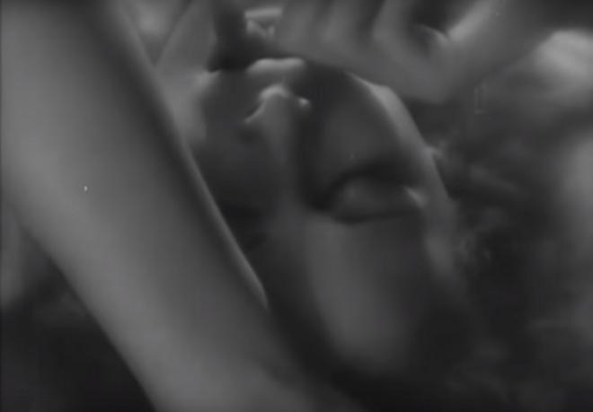 Fotograma de 'Éxtasis', con Hedy Lamarr, de 1933.