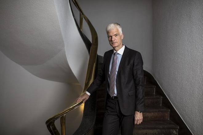 Andreas Schleicher, responsable educativo de la OCDE y creador del...