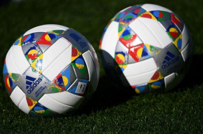 Balones oficiales para los partidos de la UEFA Nations League