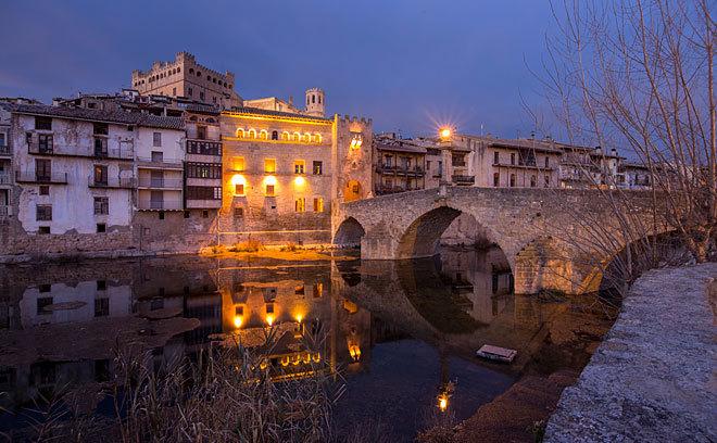 Seis Pueblos Compiten Por Conseguir Gratis Las Luces De Navidad España
