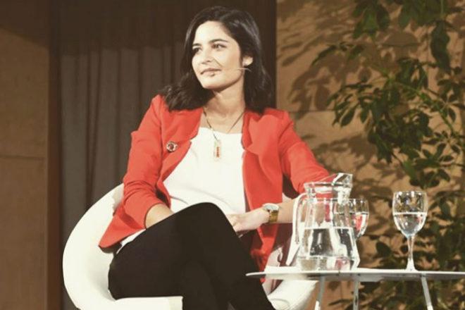 Alejandra Acosta, fundadora de Break the Silence.