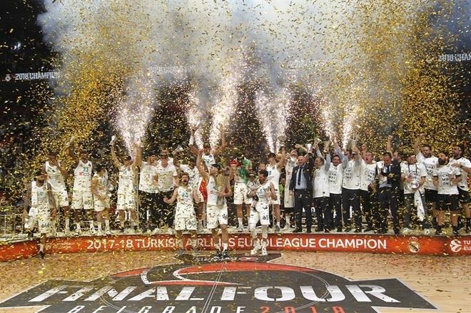 ¿Quién será capaz de impedir que el Real Madrid gane de nuevo la Euroliga?