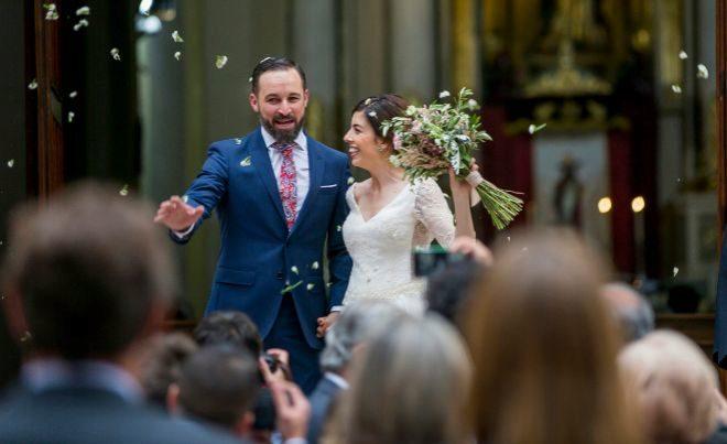 Santiago Abascal Un Divorcio Y Una Mujer Instagramer Si Me