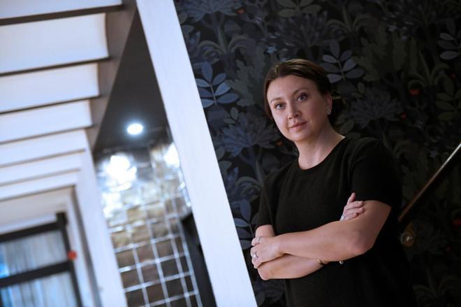 La escritora sueca Camilla Läckberg inaugura Getafe Negro