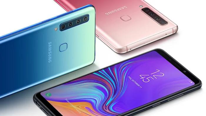 Samsung Galaxy A9, el primer móvil con cuatro cámaras traseras