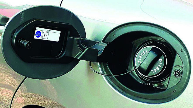 Las nuevas etiquetas de combustible entran en vigor el 12 de octubre