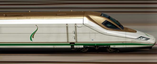 El AVE a la Meca comienza a dar servicio a pasajeros pero a 200 kilómetros por hora como máximo