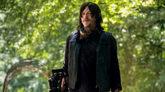 El actor Norman Reedus, Daryl Dixon en 'The Walking Dead', en una...