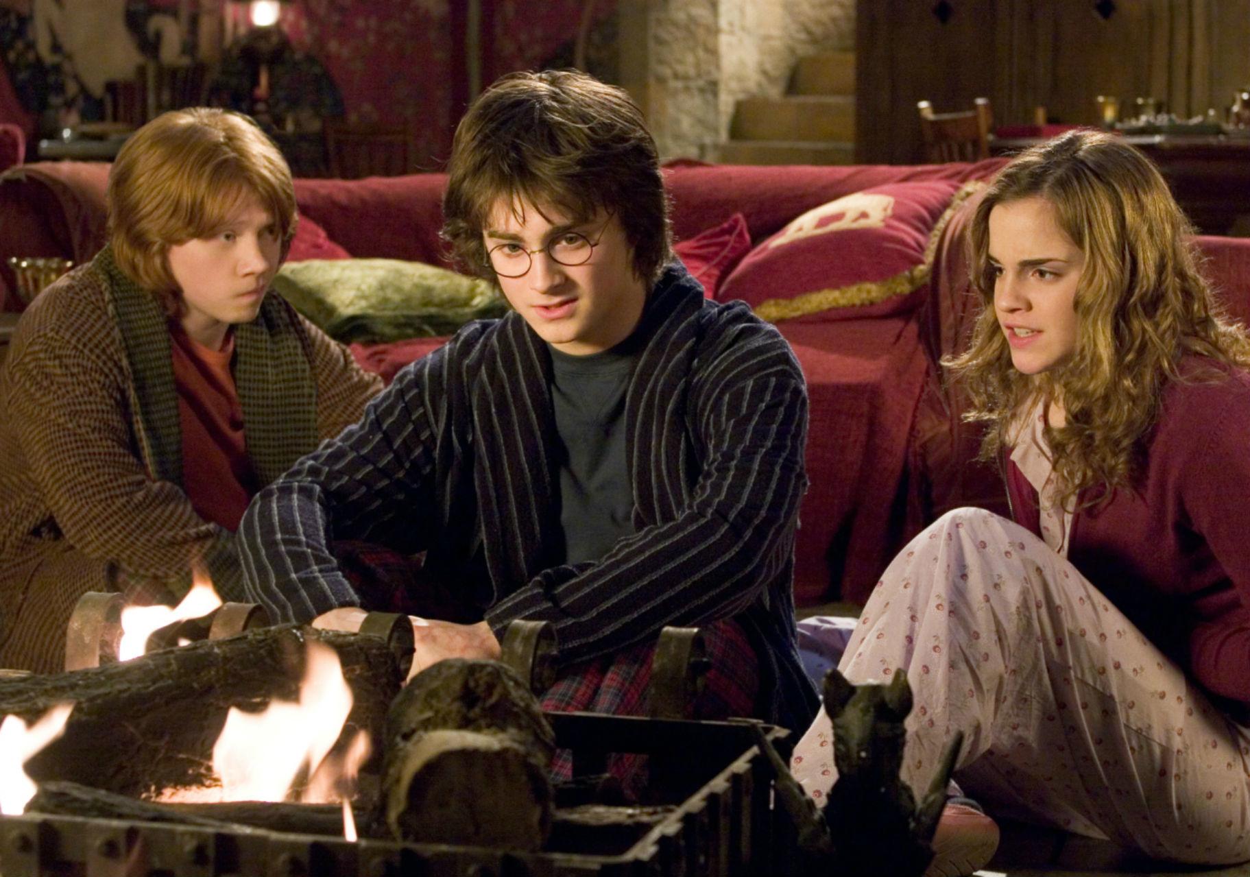 Imagen de Harry Potter y el Cáliz de Fuego