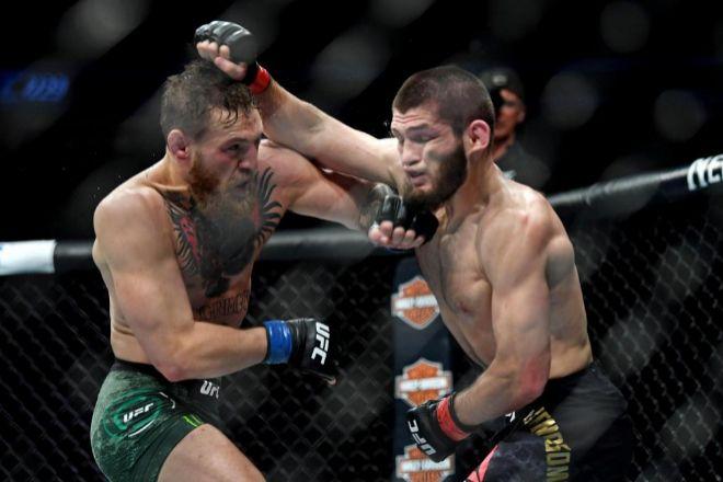 Khabib amenaza con dejar la UFC si no readmiten al luchador que golpeó a McGregor